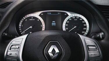 RenaultALASKAN - Control de velocidad en descenso