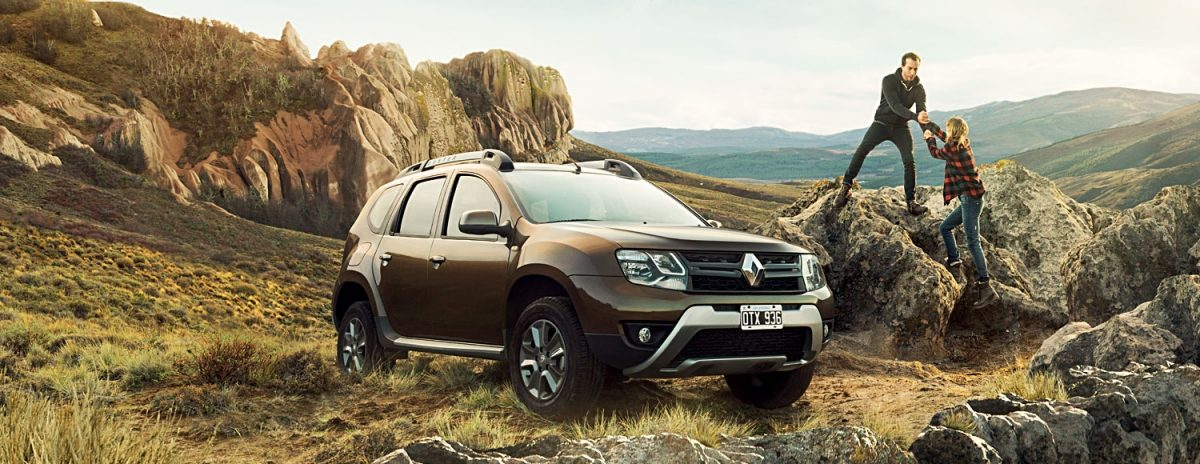 auto renault 0km duster