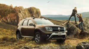 Renault Duster - Confort exterior