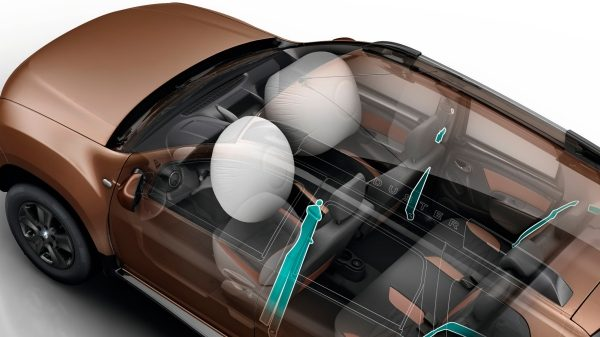 Renault Duster - Airbags